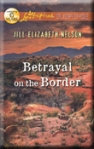 Betrayal on the Border Cover