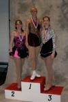 Leanne Hardy-bronze medal at Adult Nationals