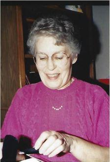 Mamu Christmas 1991