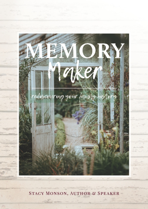 Memory Maker Family History Edition Front Cover